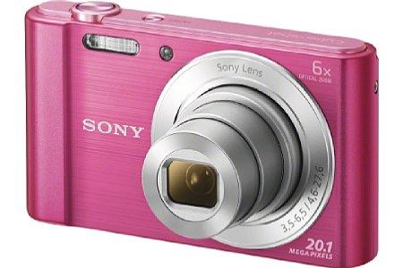 Sony DSC-W810 [Foto: Sony]