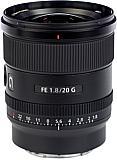 Das Filtergewinde des kompakten Sony FE 20 mm F1.8 G (SEL20F18G) misst lediglich 67 Millimeter. [Foto: MediaNord]