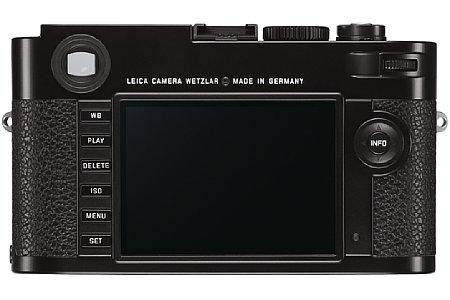 Leica M (Typ 262). [Foto: Leica]