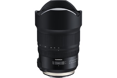Tamron SP 15-30 mm F2.8 Di VC USD G2 (A041) mit Canon-EF-Anschluss. [Foto: Tamron]