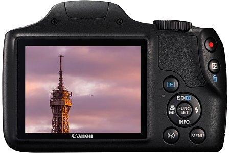 Canon PowerShot SX540 HS. [Foto: Canon]