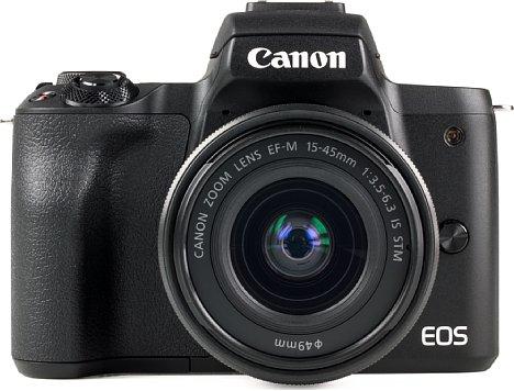Bild Mit aktuell nur sieben Objektiven ist das Objektivprogramm für die Canon EOS M50 sehr mager. Immerhin lassen sich die Objektive der DSLRs preisgünstig adaptieren. [Foto: MediaNord]