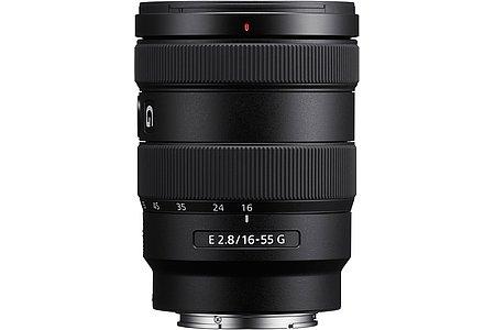 Sony E 16-55 mm F2.8 G (SEL1655G). [Foto: Sony]