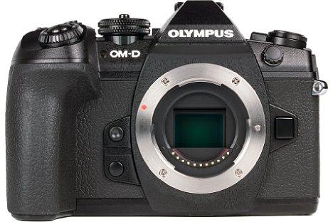 Bild Olympus OM-D E-M1 Mark II. [Foto: MediaNord]