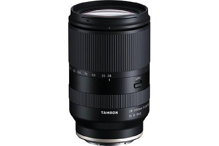 Tamron 28-200 mm 2.8-5.6 Di III RXD (Modell A071). [Foto: Tamron]