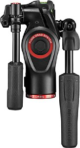 Manfrotto Befree 3-Way Live (MH01HY-3W). [Foto: Manfrotto]