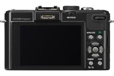 Panasonic Lumix DMC-LX7 [Foto: Panasonic]