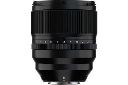 Fujifilm XF 50 mm F1.0 R WR. [Foto: Fujifilm]