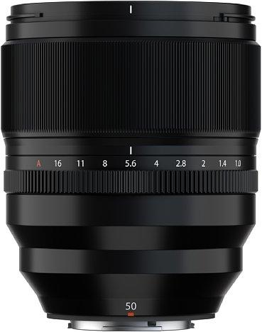 Bild Fujifilm XF 50 mm F1.0 R WR. [Foto: Fujifilm]