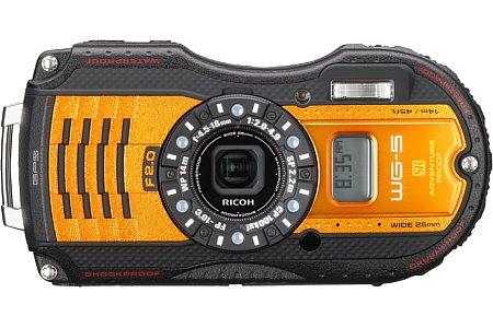 Ricoh WG-5 GPS. [Foto: Ricoh]