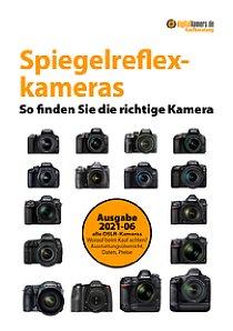 """Bild Das E-Book """"Kaufberatung Spiegelreflexkameras"""" haben wir jetzt zur Ausgabe 2021-06 überarbeitet. [Foto: MediaNord]"""