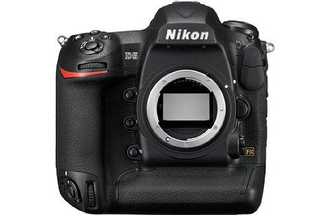 Bild Nikon D5. [Foto: Nikon]