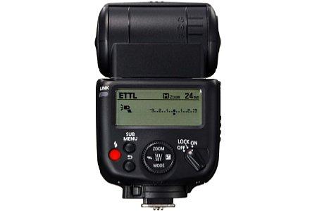 Canon Speedlite 430EX III-RT. [Foto: Canon]