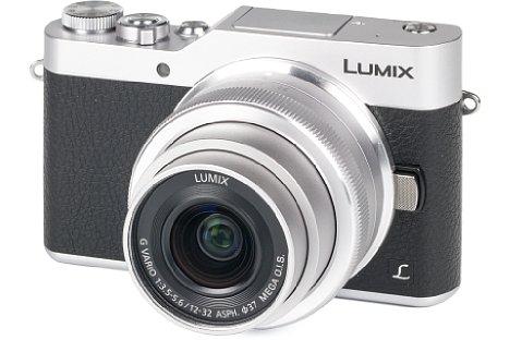 Bild Panasonic Lumix DC-GX800. [Foto: MediaNord]