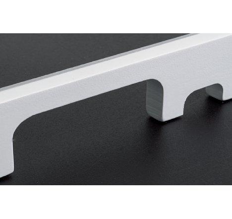Bild Der abnehmbare Rahmen hat saubere Aussparungen für den Bereich der SD-Karte und USB-Buchse, der mit einer Klappe zugänglich ist. [Foto: MediaNord]