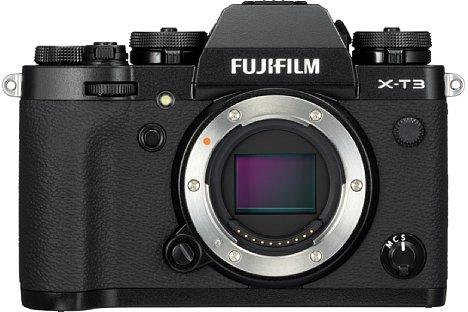 Bild Fujifilm X-T3. [Foto: Fujifilm]