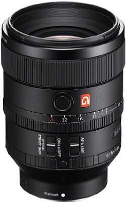 Sony FE 100 mm F2,8i STF GM OSS (SEL-100F28GM). [Foto: Sony]