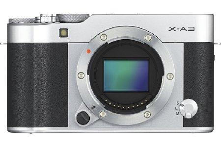 Fujifilm X-A3. [Foto: Fujifilm]
