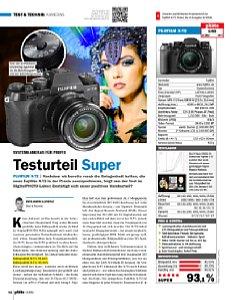 DigitalPhoto 11/2016 - Fujifilm X-T2 im Test. [Foto: Falkemedia]