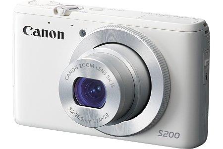 Canon PowerShot S200 [Foto: Canon]