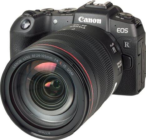 Bild Canon EOS RP mit RF 24-105 mm. [Foto: MediaNord]