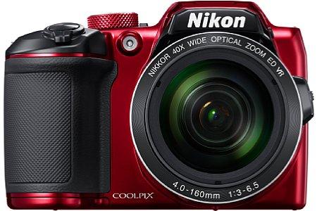 Nikon Coolpix B500. [Foto: Nikon]