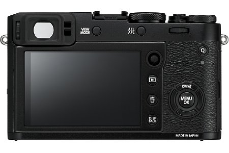 Fujifilm X100F. [Foto: Fujifilm]