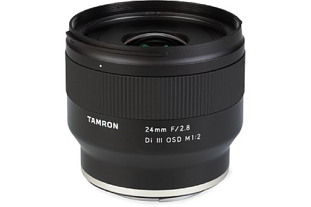 Tamron 24 mm F2.8 Di III OSD M1:2 (F051). [Foto: Tamron]