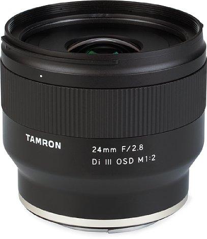 Bild Tamron 24 mm F2.8 Di III OSD M1:2 (F051). [Foto: MediaNord]
