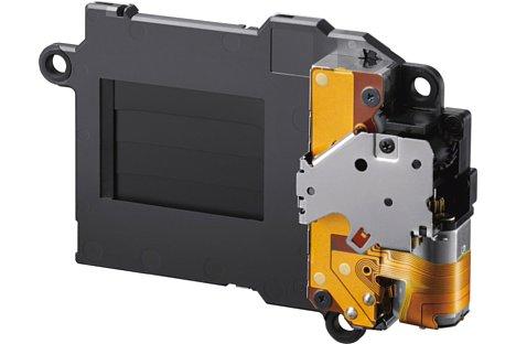 Bild Der Verschluss der Sony Alpha 6500 bietet eine Lebensdauer von mindestens 200.000 Auslösungen. [Foto: Sony]