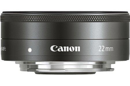 Canon EF-M 22mm f2 STM [Foto: Canon]