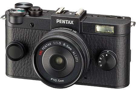 Pentax Q-S1 [Foto: Ricoh]