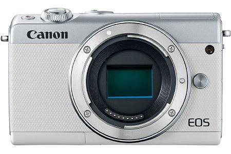 Bild Dank Dual-Pixel-CMOS-AF verspricht die Canon EOS M100 eine schnelle Fokussierung. [Foto: Canon]