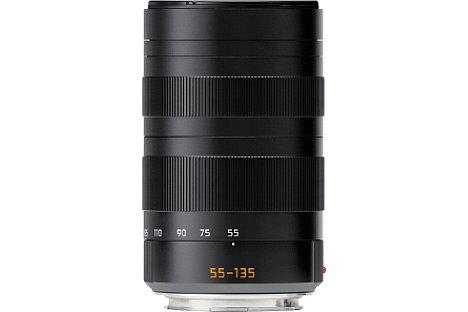 Bild Das Teleobjektiv Leica Vario-Elmar-T 1:3,5-4,5/55-135 mm ASPH. soll ebenfalls auf der Photokina 2014 vorgestellt werden. [Foto: Leica]