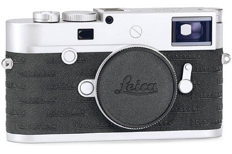 Bild Leica M10 silber Leitzpark-Edition. [Foto: Leica]