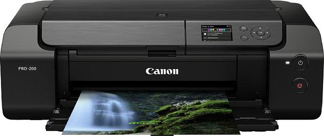 Bild Canon Pixma Pro-200. [Foto: Canon]
