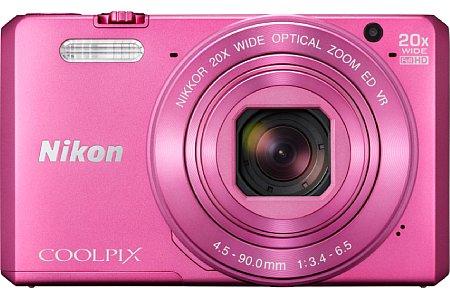 Nikon Coolpix S7000. [Foto: Nikon]