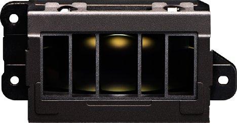 Bild Ein modernes AF-Modul von Nikon. [Foto: Nikon]