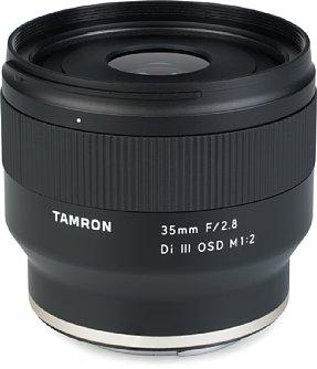 Bild Tamron 35 mm F2.8 Di III OSD M1:2 (F053). [Foto: MediaNord]