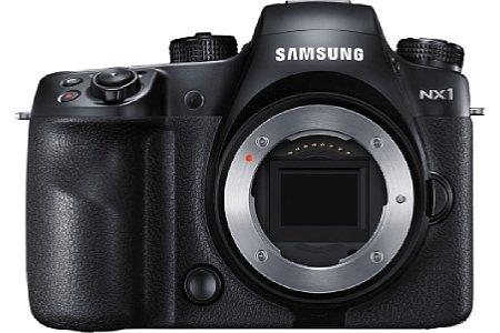Der Sensor der Samsung NX1 in APS-C Größe stellt mit 28 Megapixeln in dieser Größe einen Auflösungsrekord auf. [Foto: Samsung]