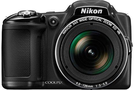 Bild Der Best-Shot-Selector (BSS) der Nikon Coolpix L830 wählt das schärfste Bild aus bis zu zehn Serienaufnahmen aus. [Foto: Nikon]