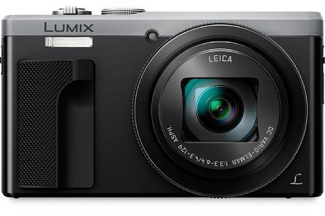 Bild Die Sensorauflösung der Panasonic Lumix DMC-TZ81 beträgt nun 18 anstelle der 12 Megapixel, die die TZ71 bot. [Foto: Panasonic]