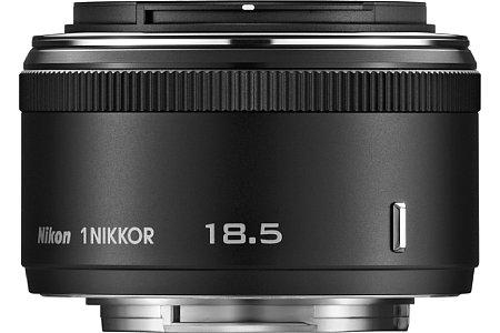Nikon 1 Mount 18,5 mm 1:1,8 [Foto: Nikon]