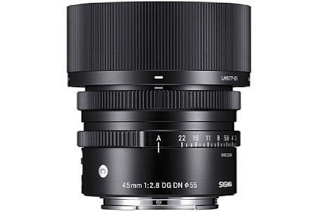 Sigma 45 mm F2.8 DG DN Contemporary. [Foto: Sigma]