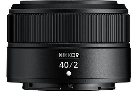 Nikon Z 40 mm F2.0. [Foto: Nikon]