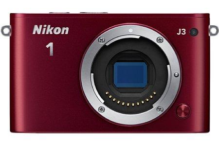 Nikon 1 J3 [Foto: Nikon]