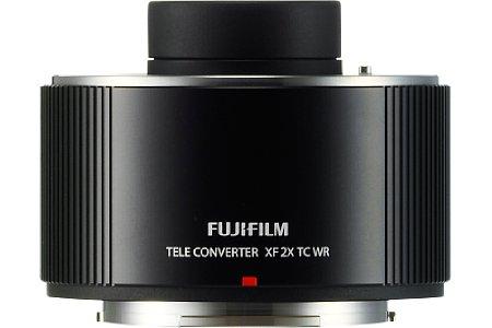 Fujifilm XF 2X TC WR Telekonverter. [Foto: Fujifilm]