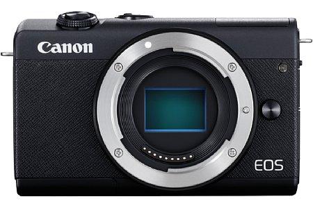 Bild Der APS-C-Sensor der Canon EOS M200 löst 24 Megapixel bei Fotos und 4K bei Videos auf. [Foto: Canon]