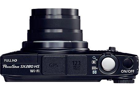 Bild Videos nimmt die Canon PowerShot SX280 HS in Full-HD-Auflösung bei bis zu 60 Bildern pro Sekunde mit Stereoton auf. Das optische Zoom sowie der Bildstabilisator bleiben dabei aktiv. [Foto: Canon]