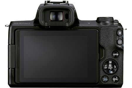 Canon EOS M50 Mark II. [Foto: CANON Photo Production Dept.]